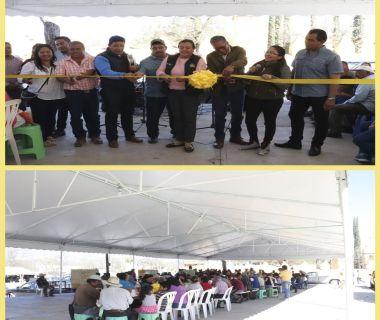 Inauguracion nueva imagen pabellon gastronomico